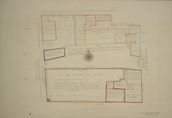[Plan of the Crown Property at Tower Hill]